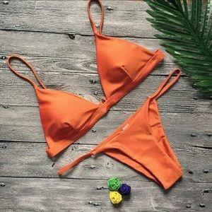 Other - Sonya Orange Bikini